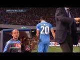 35 тур Серии А (05.05.2013) | «Наполи» 3–1 «Интер» (2 тайм)